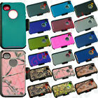 otterbox defender iphone 4 teal - New Rugged Case for IPhone 4/4s w/Screen Protector&(ClipFits Otterbox Defender)