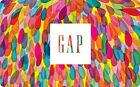 Gap Gift Card - $25 $50 $100 - Email delivery