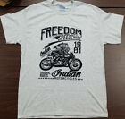 Antique Classic Vintage Indian Motorcycle Bike 1901 Shirt