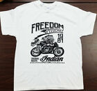 Antique Classic Vintage Indian Motorcycle Bike 1901 Shirt image