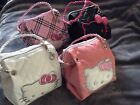 Hello kitty Mini Bag Purse with Strap Shoulder 5 by 8 USA Seller