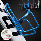 Aluminum Alloy Bike Bicycle Cycling Drink Water Bottle Rack Holder Cage New