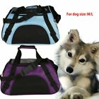 Portable Pet Carrier Airline Approved Cushion for Dog Kitten Rabbit Cat M/L USA