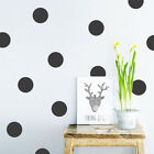 Polk Dot Wall Stickers Removable Vinyl Diy Mural Home Room Bedroom Decals Decor