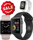 Apple Watch Series 1 38MM 42MM Aluminum Stainless Steel Case Sport Nike Band