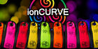 ionCURVE LED Snap-On Bands available in Red,Orange, Yellow, Pink, Green FREE P&P