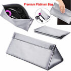 PU Leather Travel Storage Case Cover Gift Bag para Dyson Supersonic Hair Dryer US