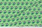 Elvis Atomic Retro 1950s Fabric Printed by Spoonflower BTY