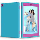 "US Shockproof Hybrid Case Cover Skin For 8"" Amazon Kindle Fire HD 8 Tablet 2017"