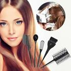 Hair Dye Tool Set Color Mixing Bowl Tint Comb Brush Coloring Kit Salon Dyeing