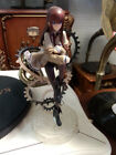Action Figure Makise Kurisu Steins Gate Toy Marvel Statue Anime Gift PVC 24cm