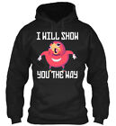 Custom-made Uganda Knuckles - I Will Show You The Way Gildan Hoodie Sweatshirt
