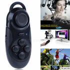 Black Wireless Bluetooth Gamepad Remote Controller For VR BOX iPhone Samsung