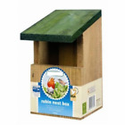 nest box small birds wren bird box tradi...