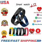 Bluetooth Smart Bracelet Sport Watch Calorie Counter Tracker Pedometer Fitness