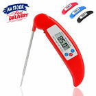 4 Color Digital Food Thermometer Probe Kitchen Cooking BBQ Meat Temperature Tool