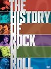 History of Rock N Roll, The - Boxed Set (DVD, 2004, 5-Disc Set) NEW!