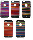 Mayan Case Protective Cover for iPhone 6S PLUS Made From Mayan Woven Material