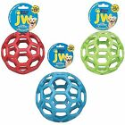 JW Pet Holee Roller Ball Dog chew Toy Hol-ee ball Assorted Color pick size