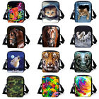 Fashion Animal Shoulder Bag Women Handbag Kids Cross Body Sling Purse Satchel