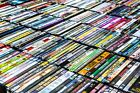 Lots of 100 Used ASSORTED DVD Movies 100-Bulk DVDs Used DVDs Lot Wholesale Lots