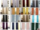 Empire Home Amber Extra Wide Thermal Blackout Window Curtains - ALL COLORS