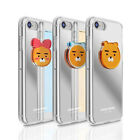 KAKAO FRIENDS Crystal Mirror Jelly Bumper Case Cover For Apple iPhone 7/7 Plus