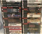 fc fighting - Playstation 2 PS2 M-R Complete Games Lot (Pick one or more) in Good Condition!