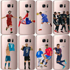 samsung galaxy s player - Messi Ronaldo Soccer Stars Player Soft Case For Samsung Galaxy S5 S6 S7 EDGE S8