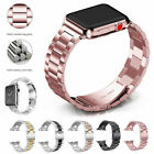 Apple Watch Series 4/3/2/1 Stainless Steel Wrist Band Clasp For iWatch 40mm/44mm image