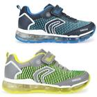 GEOX Lights Blinkschuh Sneaker Active ANDROID Boy Unisex Gr.24-35