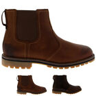 Mens Timberland Larchmont Chelsea Winter Leather Walking Ankle Boots UK 6-12