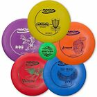 Driven Disc Golf 5 & 6 Disc Starter Sets Perfect Bundle for Beginners 5+1 Mini