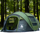 4-5 Person Portable Pop Up Camping Tent Waterproof Outdoor Family Automatic Tent