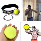 Boxing Punch Exercise Fight Ball With Head Band For Reflex Speed Training Box EA