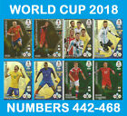 Panini World Cup 2018 Adrenalyn TOP MASTER / ICON / INVINCIBLE GAME CHANGER card