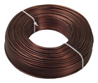 1 Kilo Roll of Aluminum Bonsai Wire - Copper Colored - Choose from 1mm to 6mm