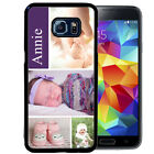 PICTURE COLLAGE RUBBER CASE FOR SAMSUNG S7 S8 EDGE PLUS NOTE 5 8