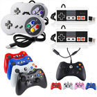 xbox 360 usb games - Xbox 360 & SNES & NES Wired USB Controller Gamepad Joystick for Windows PC Games