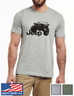JEEP offroad MUD vintage T-SHIRT tj YJ RUBICON SAHARA WRANGLER unlimited willys image
