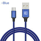 1.8M Braided Micro USB Charger Data Sync Cable Lead  for Samsung Galaxy S7 S6 S5