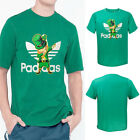 St Patrick's Day Men's Dabbing Leprechaun Irish paddy T-shirt Green Funny Style