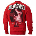 Pit Bull Sweatshirt Ace of Spades rot online kaufen