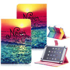 New For Lenovo Moto Tab TB-X704A 10.1 Tablet Universal Folio Leather Case Cover