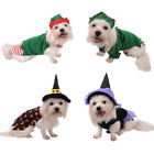 Pet Dog Halloween Hoodie Clothes Puppy Cat Sweater Costume Jacket Coat Apparel