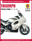 1999 Triumph Trophy 1200 Haynes Online Repair Manual - Select Access $14.99 USD on eBay