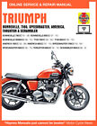 2011 Triumph Thruxton Haynes Online Repair Manual - Select Access $12.99 USD on eBay