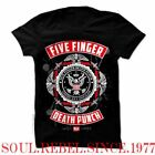 FIVE FINGER DEATH PUNCH SEAL PUNK ROCK BAND T SHIRT MEN'S SIZES image