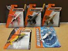 MATCHBOX MBX SKY BUSTERS AIRCRAFT AIRPLANE - BRAND NEW VHTF - CHOOSE ONE