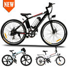 bicycle with battery - 36V 500W Mountain Bike 26